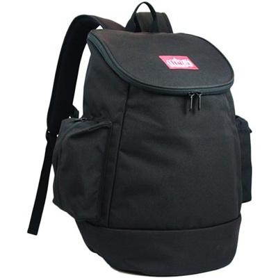 マンハッタンポーテージ(Manhattan Portage) グッゲンハイムバックパック Guggenheim Backpack MP1257 BLACK ブラック 【リュックサック バックパック】の画像