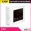送料無料【1次予約限定価格】初回限定ポスター  EXO PLANET #3 THE EXORDIUM - IN SEOUL LIVE DVD CODE:ALL【発売9月26日】