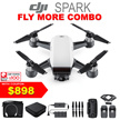 DJI SPARK FLY MORE COMBO ★ Authorized SG Dealer ★ International Warranty ★
