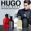 LIMITED TO 50qty! HUGO ICED / HUGO RED/ JUST DIFFERENT / THE SCENT / HUGO EXTREME /BOSS BOTTLED MEN EDT 125 ML