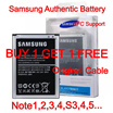 Samsung original battery Authentic Galaxy S3 S4 S5 Note1 Note2 Note 3 Note4 NoteEdge Travel Adapter extra Battery Kit Lowest price in Town !! Grab it now !!