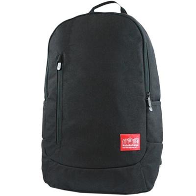 マンハッタンポーテージ(Manhattan Portage) イントレピッドバックパック Intrepid Backpack MP1270 BLACK ブラック 【リュックサック バックパック】の画像