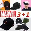 ★★【BUY 3 GET 1 FREE】POPULAR BASEBALL CAP / FLAT CADET CAP / SNAPBACK