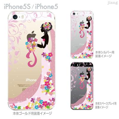 【iPhone5S】【iPhone5】【iPhone5sケース】【iPhone5ケース】【クリア カバー】【スマホケース】【クリアケース】【ハードケース】【着せ替え】【イラスト】【クリアーアーツ】【ウエディング】 22-ip5s-ca0110の画像