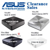 [ASUS] Mini PC Computer II / Clearance Sales / Limited sets / New / Open / Demo