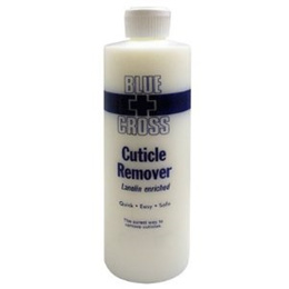 Blue Cross Cuticle Remover 6 oz 32oz Widely used in Nail Salons!