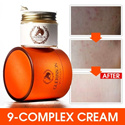 [GUERISSON] 9-Complex Cream 70g / Wrinkle / Whitening / Mysterious noble horse oil/imitation is 200% compensate./