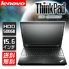 ★数量限定★ThinkPad L540 20AV007CJP ノートパソコン 15.6型 Windows 7 Professional SP1 32bit (日本語版)