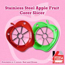 Stainless Steel Apple Fruit Corer Slicer 8 Blades Ultra Shape