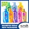 SUNSILK 650ml Shampoo Light Frequent Wash/Anti Dandruff/Smooth Manageable/Soft Smooth/Hair Fall Solution/Perfect Straight/Healthier Long/Damage Restore