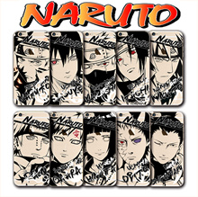 Latest NARUTO Series TPU Cover case for iPhone 7 7 Plus iPhone6/6s iPhone 6 Plus iPhone6s Plus 5.5