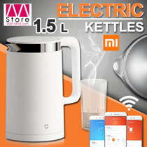 【Local Shipping】★Long Lasting Heat Preservation ★Xiaomi Mijia Thermostatic Electric Kettles 1.5L/12 Hour Thermostat Support/Control with Mobile Phone/Double Kettle Body/High Capacity Thermos【M18】