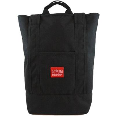 マンハッタンポーテージ(Manhattan Portage) リバーサイドバックパック Riverside Backpack MP1318 BLACK ブラック 【リュックサック バックパック】の画像