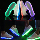 ♥ domestic delivery ♥ couple sneakers popularity explosion in the 2015 new-year outbreak of LED sneakers appeared ♥ emission shoes shiny shoes sneakers sports shoes fashion rechargeable sparkling popu