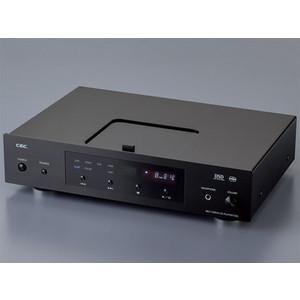 CECシーイーシーUSB入力付きCDプレーヤーCD5(ブラック)新品正規品