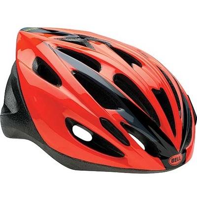 ベル(BELL) ヘルメット SOLAR / ソーラー ROAD SPORTS インフレッド/チタニウムギルトトリップ U/54-61cm 【自転車 サイクル レース 安全 二輪】の画像