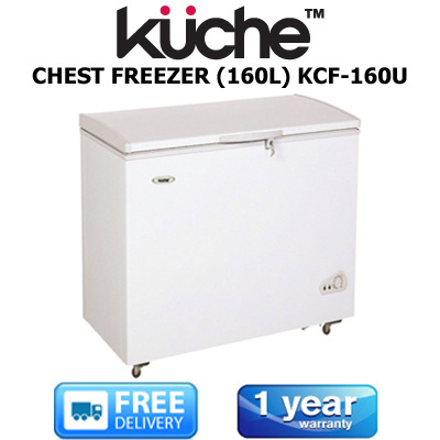 Kuche chest freezer review