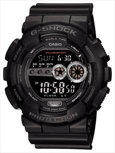 カシオ CASIO 腕時計 G-SHOCK ジーショック GD-100-1BJF メンズ フルオートカレンダー(代引不可)