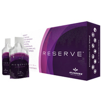 RESERVE Antioxidant Fruit Blend Anti Aging 1 BOX ( 30 sachet )