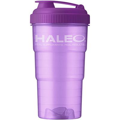 ハレオ(HALEO)サイクロンシェイカーパープル0600149【プロテインサプリメントシェーカーボトル】