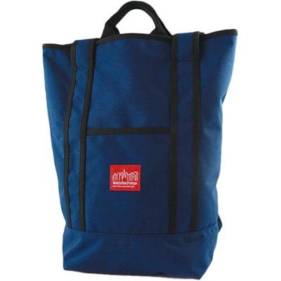 マンハッタンポーテージ(Manhattan Portage) リバーサイドバックパック Riverside Backpack MP1318 NAVY ネイビー 【リュックサック バックパック】の画像