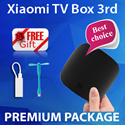 **LOCAL SELLER** ████Xiaomi TV Box████ 3rd Gen Android Internet TV Box III 4K Version - 1GB RAM PREMIUM - THE BEST GIFT FOR WHOLE FAMILY [Xiao Mi]