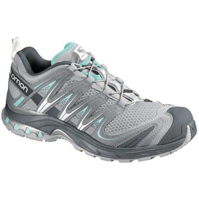 サロモン(SALOMON) プロ3D(XA PRO 3D) W's LIGHT ONIX/DARK CLOUD/SOFTY BLUE L35681100 【アウトドアウェア スポーツウエア ランニングシューズ 靴 レディース】の画像