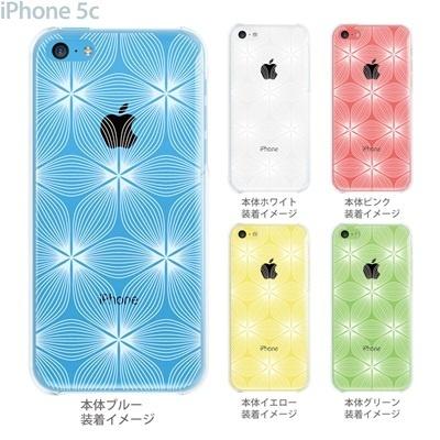 【iPhone5c】【iPhone5c ケース】【iPhone5c カバー】【ケース】【カバー】【スマホケース】【クリアケース】【チェック・ボーダー・ドット】 21-ip5c-ca0018の画像