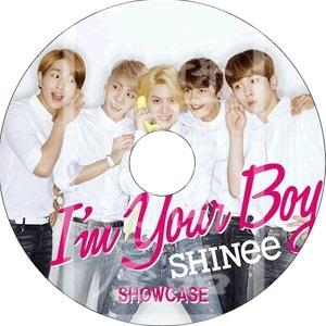 【韓流DVD】 シャイニー SHINee Im Your Boy Showcase / テミン ミンホ ジョンヒョン キー オンユ ◆K-POP DVD◆ SHINee ショーケースの画像