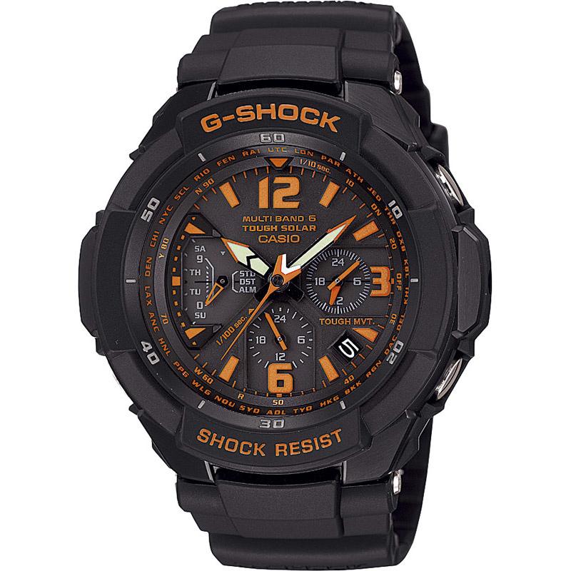 【クリックで詳細表示】お祝い | GW-3000B-1AJFCasio カシオ Gショック 電波ソーラー | 腕時計