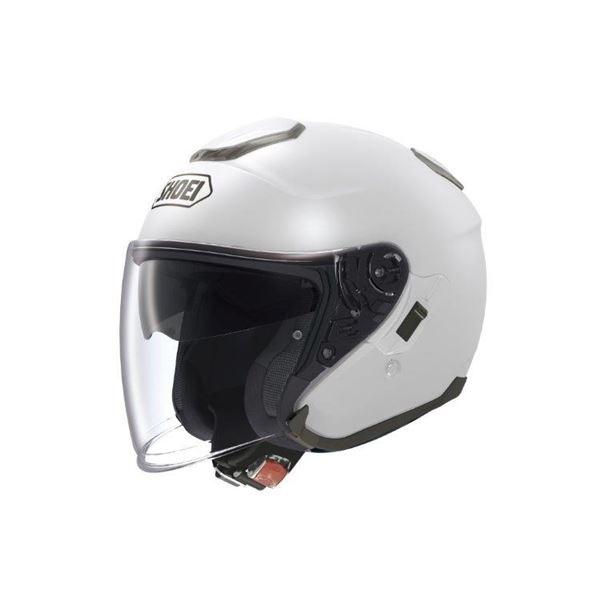 ショウエイ �ルメット J-CRUISE ルミナスホワイト XL