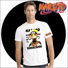 【New Arrivals】☆ Naruto ☆ 100% Cotton Tee shirt / Top Shirt/ Dress / Short Sleeve T shirt