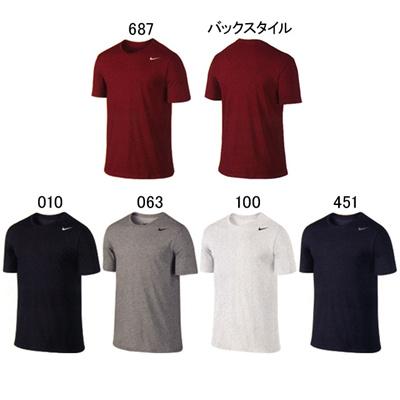 ナイキ (NIKE) DRI-FIT コットン S/S トップ 706626 [分類:Tシャツ (メンズ・ユニセックス)]の画像