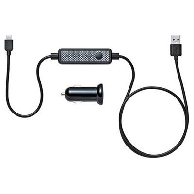 LogitecロジテックiPhone6iPhone6Plus対応FMトランスミッター(Apple認証MadeforiPhone取得)Lightningコネクタオートスキャン付DRC(ダイナミックレンジコントロール)搭載カーボンLAT-FMI06CA