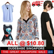 21-May New Arrivals! Super SALE #1 Local Seller UK/Europe Style Luxury Dress Premium Dress Blouse Pants Top Shirt Dress Luxury Dinner Dress Dudebabe