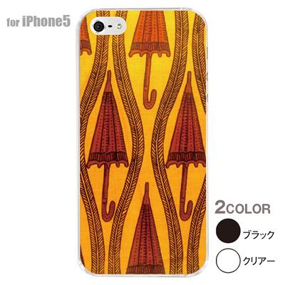 【iPhone5S】【iPhone5】【アルリカン】【iPhone5ケース】【カバー】【スマホケース】【クリアケース】【その他】【アフリカン テキスタイルパターン】 01-ip5-con054の画像