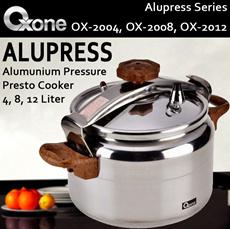 Presto Oxone Alupress Series ~ [OX-2004 OX-2008 dan OX-2012] ~ Special Price Toko Niaga Anyar