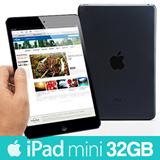[Free Express] New Apple iPad mini 32GB 1st Generation 7.9in Wifi MD529KH/A *Black + international warranty
