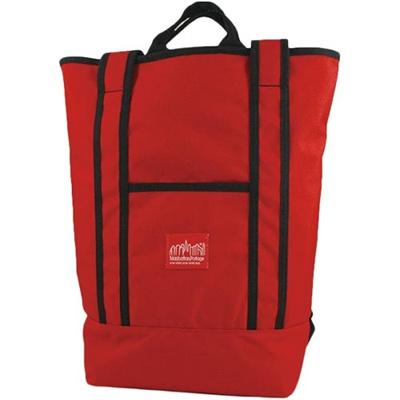 マンハッタンポーテージ(Manhattan Portage) リバーサイドバックパック Riverside Backpack MP1318 RED レッド 【リュックサック バックパック】の画像