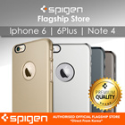 Spigen Thin Fit iPhone 6 Case iPhone 6 Plus Case Samsung S6 Case *Guarantee Authentic* bluetooth headset Note 4 Case Bicycle Backpack Bag watch car