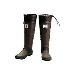 ◆即納◆日本野鳥の会 レインブーツ バードウォッチング 長靴 BW-03 ブラウン 【野外フェス アウトドア キャンプ メンズ レディース】