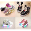 2017 CNY Gift▶kids shoes▶ led ▶ light up glowing sneakers▶Girls