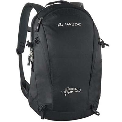 ファウデ(VAUDE) Women'sタコラ20 レディース 0100-ブラック 11033 【バッグ リュック バックパック】の画像