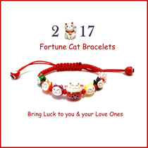 Fortune Cat Accessories/ New Year Gift/ Chinese New Year