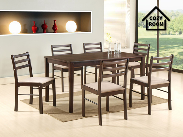 buy hottest sale 7pc dining set dining room furniture modern designer