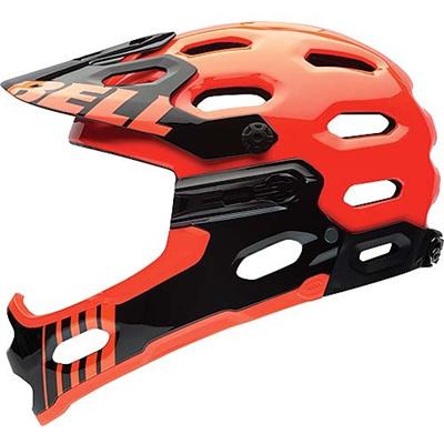 ベル(BELL) ヘルメット SUPER 2R / スーパー 2R ALL-MOUNTAIN インフレッド 【自転車 サイクル レース 安全 二輪】の画像