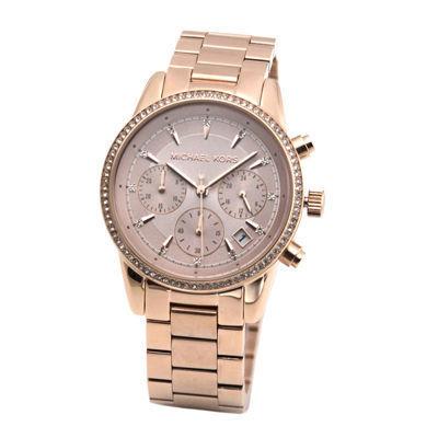 MICHAELKORSマイケルコースマイケルコースMICHAELKORSMK6357レディースクロノグラフ腕時計wwmk00251l