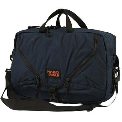 ミステリーランチ(MYSTERY RANCH) Expandable 3 Way Briefcase エクスパンダブル3ウェイブリーフケース ミッドナイト(Midnight) 【ビジネスバッグ 手提げ 肩掛け かばん】の画像