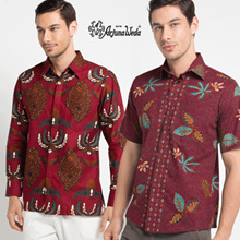Arjuna Weda Batik - Mens Batik Collection