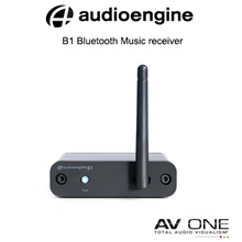 [AUDIOENGINE] B1 Bluetooth Music Receiver Black / 3 Year Local warranty from Authorized Distributor
